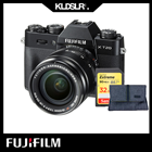 Fujifilm X-T20  with 18-55mm Lens (Black) (FREE 32GB High Speed Memory Card & Camera Bag) (Fujifilm Malaysia) (XT20)